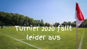 Kids Cup 2020 fällt aus